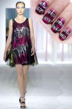 MANICURE MUSE: Christian Dior Spring '13