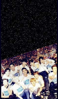 My dream is to attend a Super Junior Concert