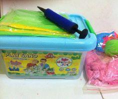 PASIR KINETIK Mauu...? 085249705777 74da5c21  #pasir #pasirkinetik #mainan #mainananak #mainanpasir #edutoys #toys #kinetik #kineticsand #kineticsandmurah