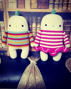 무돌이무순이  #뜨개스타그램 #뜨개질 #뜨개인형  #코바늘인형 #손뜨개 #좋아요 #취미 #취미스타그램 #일상 #무돌이 #무순이 #instacrochet #daily #crocheting  #hobby #instahobby #myhobby  #crochetdoll #crochet #crochetlove by hyejung_by