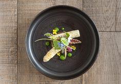 Gert De Mangeleer | Asparagus | Hertog Jan Restaurant - Bruges
