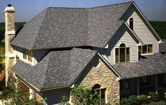 Roofing - Photo Gallery - CertainTeed Design Center, independence georgetown gray