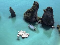 Floating Movie Theater