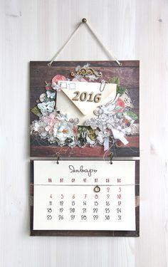 Capture Life : Настенный календарь + ссылка на скачивание календаря на 2016 год