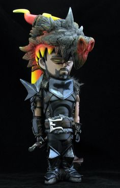 """""""Hawke, The Great Mage"""" 