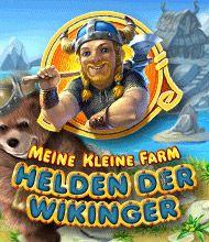 Jetzt das Klick-Management-Spiel Meine kleine Farm: Helden der Wikinger kostenlos herunterladen und spielen!!