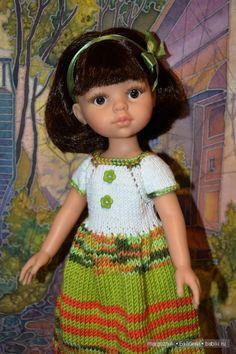 Десять новых нарядов и один зонтик / Paola Reina, Antonio Juan и другие испанские куклы / Бэйбики. Куклы фото. Одежда для кукол