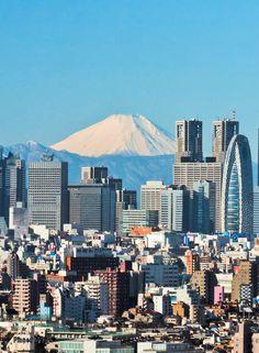 Tokyo, Japan. Den passenden Koffer für eure Reise findet ihr bei uns: https://www.profibag.de/reisegepaeck/