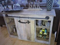 Ana White   My first project from scratch-bar - DIY Projects