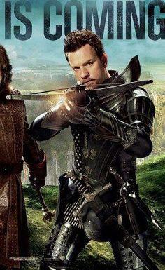 "Ewan McGregor as Elmont from ""Jack the Giant Slayer""."