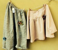 Cecibirbona's clothing