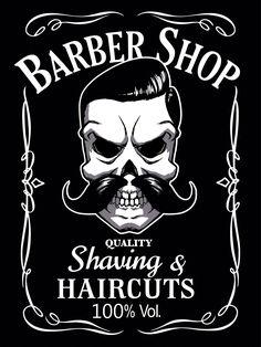 Five Top Short Mens Hairstyles For 2018 Old Fashion Barber Shop, Barber Shop Vintage, Barber Shave, Beard Barber, Barber Razor, Barber Tattoo, Barber Logo, Style Hipster, Barbershop Design