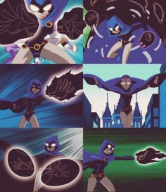 Raven Photoset