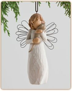 Willow Tree - With affection Ornament 26137