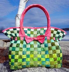 Adorable Bag Pattern - Click Image to Close