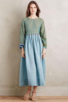 Alfia Midi Dress - anthropologie.com