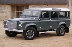 New 4x4 Land Rover Defender 90, 110 and 130 vehicles supplied by Nene Overland