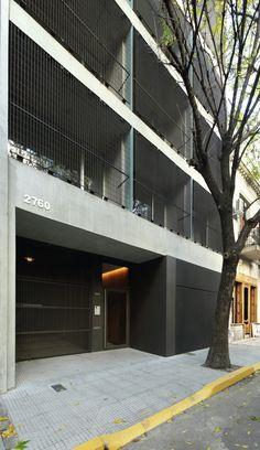 Galería de Edificio 3DF 2760 / KLM Arquitectos + Proyecto C Arquitectos - 7
