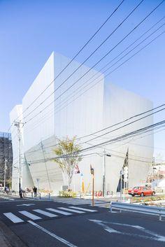 new images of kazuyo sejima's sumida hokusai museum
