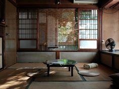 Japanese Home Design, Japanese Style House, Traditional Japanese House, Japanese Interior, Japanese Architecture, Interior Architecture, H Design, House Design, Tatami Room