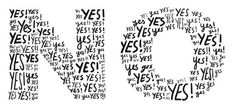 'No' to actors can become a 'Yes.' But actors place a 'No' in their own path before the 'Yes' arrives from casting and/or representation. How does an actor ensure they don't place a boulder before them blocking an oncoming 'Yes? Ben Heine, Words Quotes, Sayings, Mixed Signals, Learning To Say No, Think, Yes, Letters And Numbers, Word Art