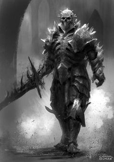 armored men of fantasy; Fantasy Armor, Dark Fantasy Art, Medieval Fantasy, Dark Art, Fantasy Monster, Monster Art, Armor Concept, Concept Art, Fantasy Character Design