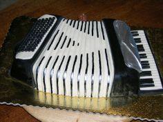 how to make an accordion cake