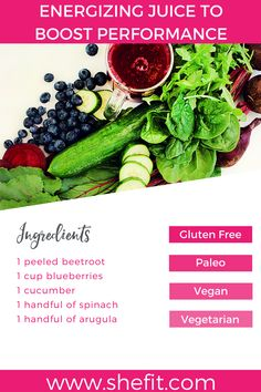 This awesome little root vegetable can be used in a variety of DIY recipes like juices, powder, chips & desserts. You don't have to be a top fitness athlete to use beets as a natural pre-workout energy drink. These homemade pre-workout drink recipes for w Pre Workout Energy Drink, Good Pre Workout, Workout Drinks, Post Workout Food, Beetroot Juice Recipe, Red Juice Recipe, Beet Recipes, Drink Recipes, Natural Pre Workout