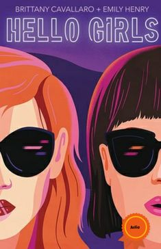 """""""A smart, fast-paced, and immensely enjoyable YA take on Thelma and Louise. """" Recommended by Julia"""