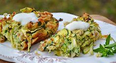 Troll a konyhámban: Cukkinis csirkés pite - paleo Troll, Potato Salad, Cauliflower, Potatoes, Meat, Chicken, Vegetables, Ethnic Recipes, Food