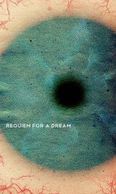 Minimalist Movie Poster: Requiem For A Dream