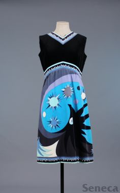 1960s Pucci-inspired dress