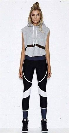 Conjunto Regata e Calça Legging - Compre Online   DMS Boutique