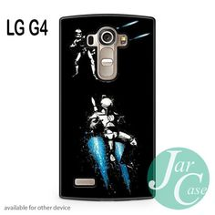 Star Wars Art Storm Troopers Phone case for LG G4
