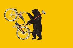 BIKE POLO BEAR