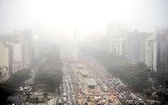 Contaminacion urbana en Buenos Aires
