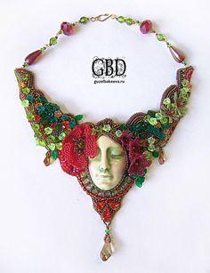 beading farytale of guzel bakeeva | Beads Magic