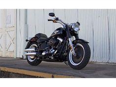 Harley-Davidson 2013 FLSTFB Softail® Fat Boy® Lo Motorcycle