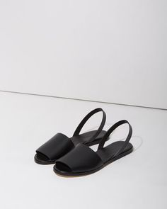 Woman by Common Projects  Slingback Slide Sandal