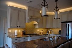 Kitchen LED Lighting   Inspired LED traditional-kitchen
