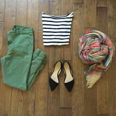 jillgg's good life (for less) | a style blog: 6 easy outfit combos to try right now!