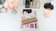 Makeup Storage, Makeup Organization, Inexpensive Makeup Storage