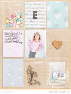 E by maggie holmes at @Studio_Calico August Kits