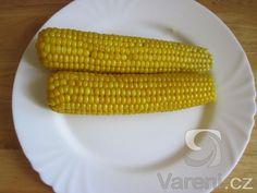 Recept Vařená kukuřice - Vařená kukuřice