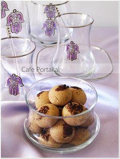 CAFE PORTAKAL: Türk Kahveli Kurabiye