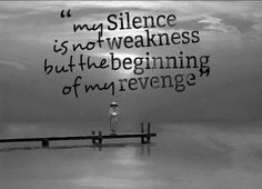 When i wanna take revenge - Best Quotes