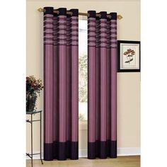 Bedroomcurtains. From Sears for $18.99 each.