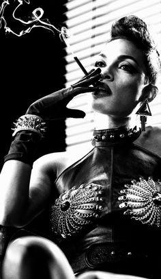 geoffrox: Rosario Dawson for Sin City: A Dame to Kill For (2014)
