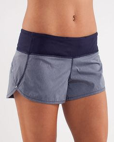 lululemon turbo run short - have too many pairs of these... if that's possible