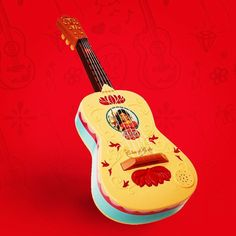 It's time our #TopToy of the week!  Now you can be just like Disney's Elena of Avalor with this Storytime Guitar  #smyths #smythstoys #smythstoyssuperstores #toystagram #heyletsplay #ifiwereatoy #oscar #love #uk #ireland #toys #fun #instagood #toyshop #disney #elena #avalor